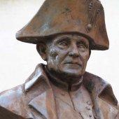 muž s kloboukem
